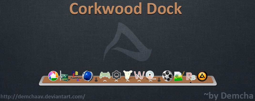 Corkwood Dock by DemchaAV