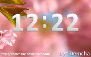 Clock Style Laplaing