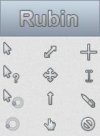Rubin Cursor by DemchaAV