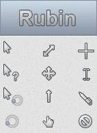 Rubin Cursor