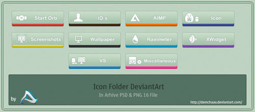 Icon DeviantArt