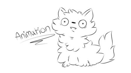 Kitty Animation by Cerpcake