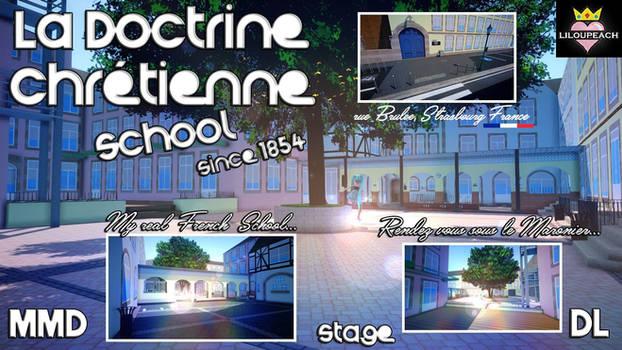 School La Doctrine Chretienne MMD Stage DL
