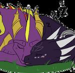 Spyro and cynder V1