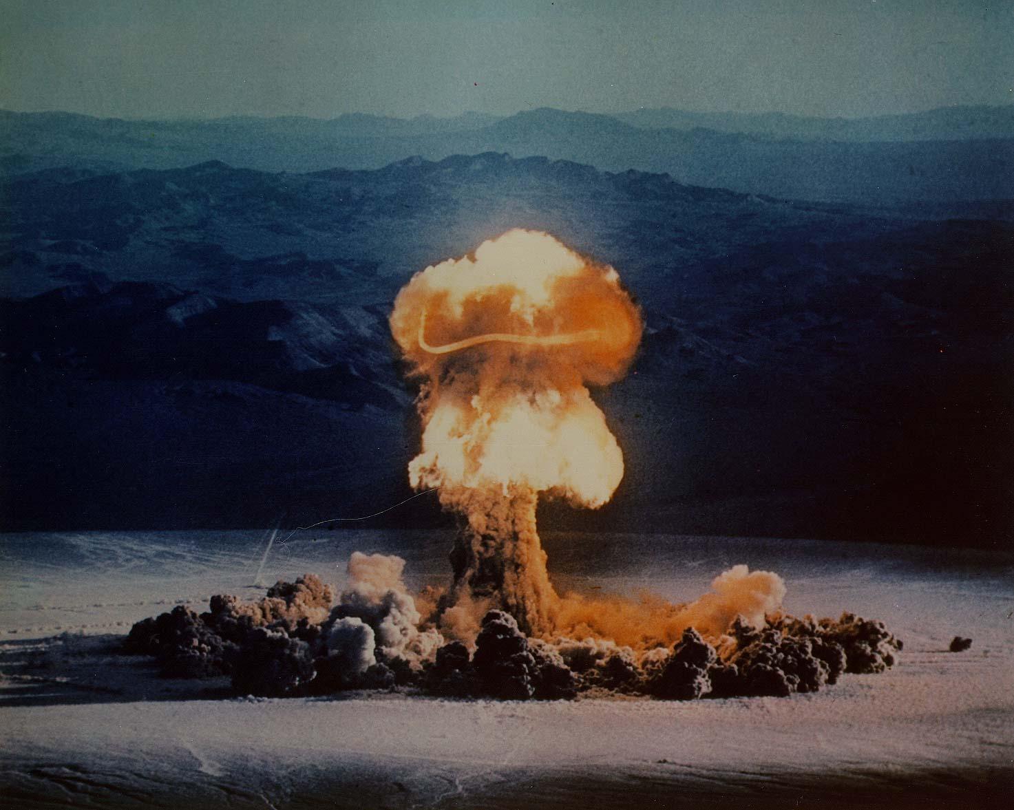 atomic annie test fireing