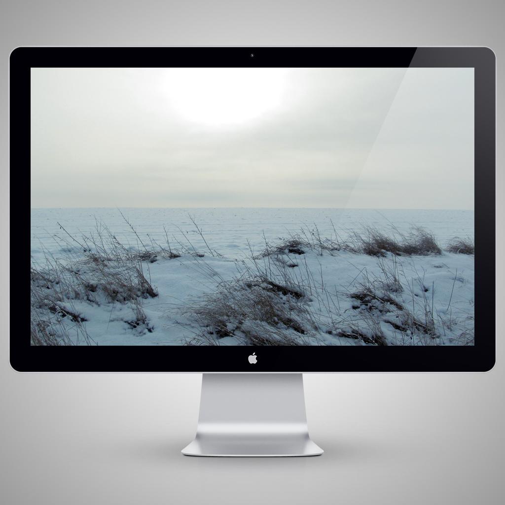 Snow Ocean by Kputt1040