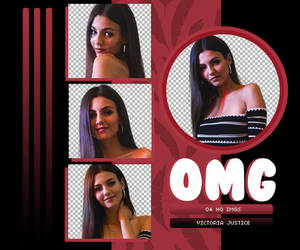 PACK PNG 024 // Victoria Justice by OMG-PNGS