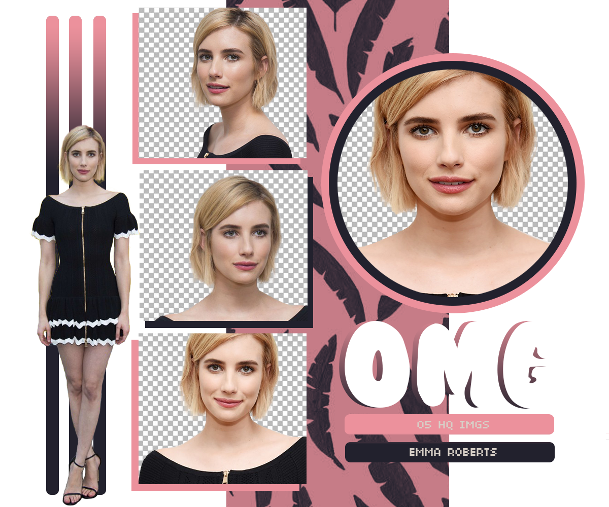 Pack Png 054 Emma Roberts By Omg Pngs On Deviantart