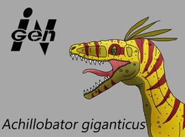 JP Achillobator by PaleoCheckers