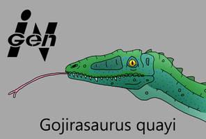 JP Gojirasaurus by PaleoCheckers