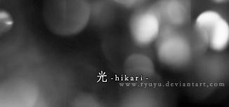 -hikari- by ryuyu