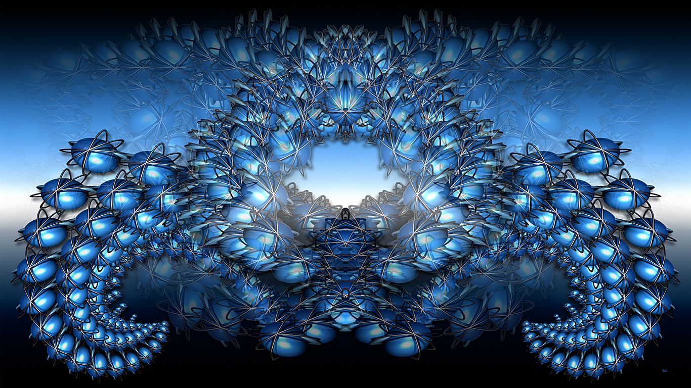 Blu Atomic by sed