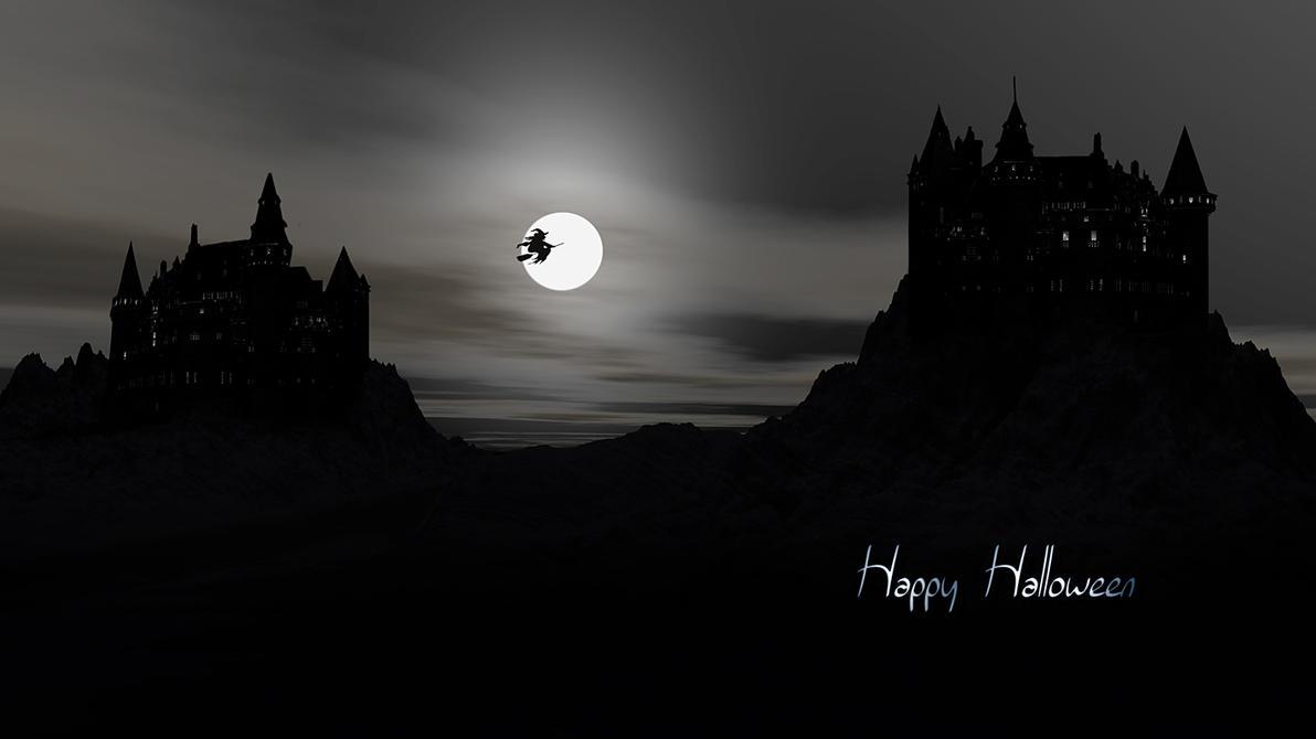Halloween Night by sed