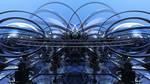 Atomic Clock Blu by sed