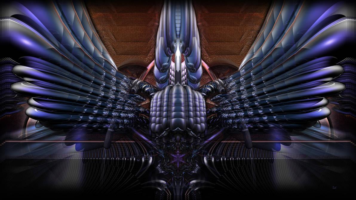 DeZign 668 Harpy by sed