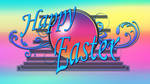 Happy Easter 2020 UHD by sed