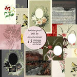 III Texture Pack - Vintage Nature by hazelscorner