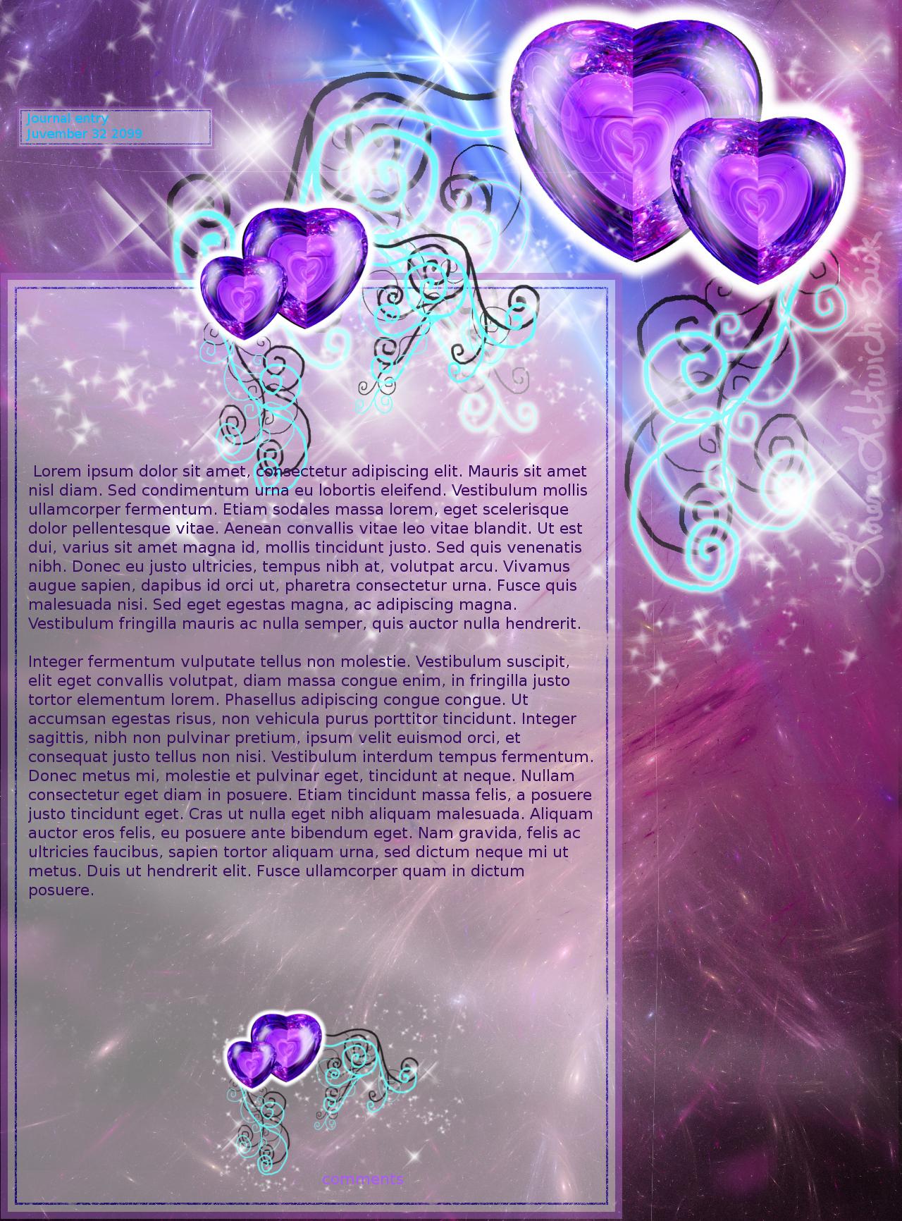 Loreleft27 Working installable Hearts skin by loreleft27