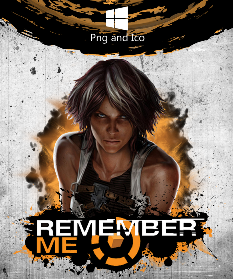 Remember Me Icon by nemanjadmitrovic