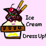 Ice-Cream Dress Up