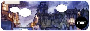 Panel wip (gif anime) by auroreblackcat