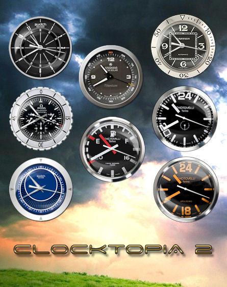 Clocktopia 2.0 by rodfdez