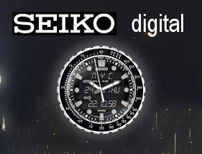 Gadget Seiko Digital