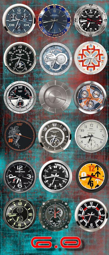Clocktopia 6.0 by rodfdez