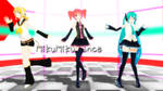 MMD fbandcc's Pose Pack 1