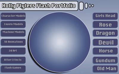 Flash Portfolio V1