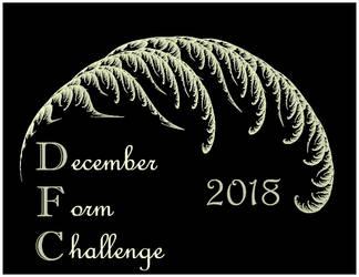 December Form Challenge (DFC) 2018 by kiwi-damnation
