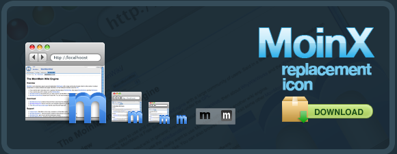 MoinX Replacement Icon by ncus