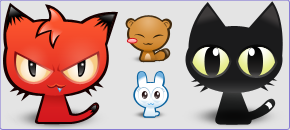 Petshop icons by ncus