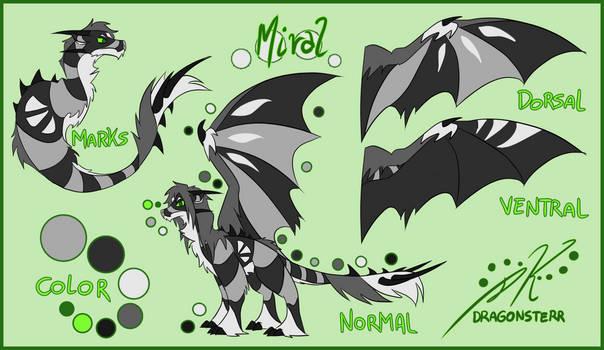Miral ref sheet