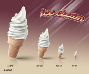 ice cream icon series-3