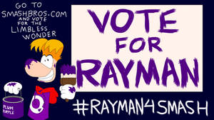 Vote for Rayman