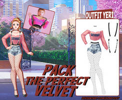 Pack The Perfect Velvet 01 (CDM/MCL) by Krnxtg97