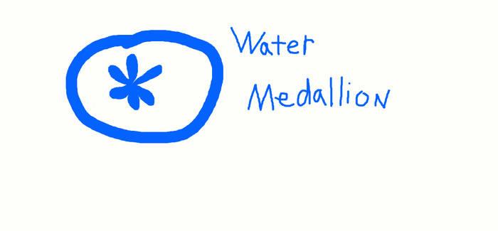 Water Medallion