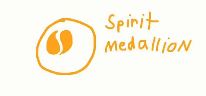 Spirit Medallion