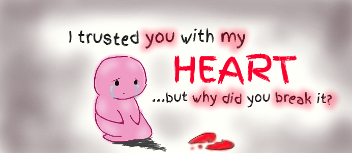 Why Did You Break My Heart By Hibariharo On Deviantart