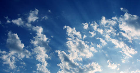 Skies and clouds backgrounds