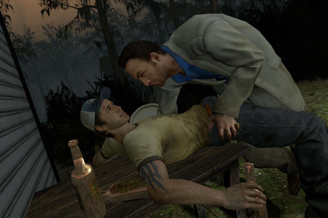 Left 4 dead 2 nud mod sexy images