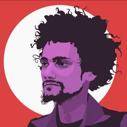 Friend Tareqs Portrait by xytonmoy