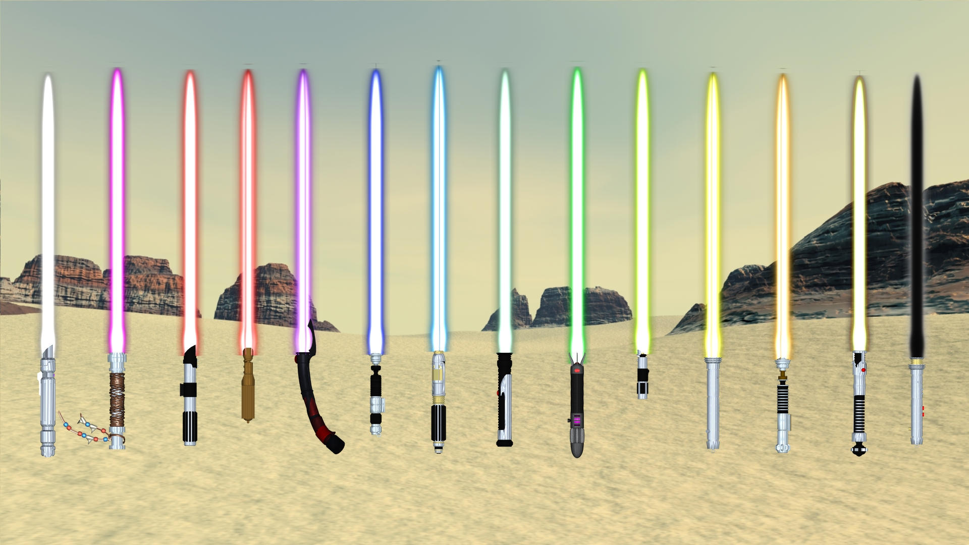 Texture Expansion For Light Sabers By Shaungsimpson On
