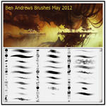 benandrewsart_brushes by Ben-Andrews