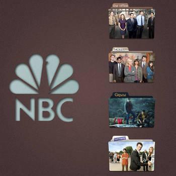 NBC Folder Icon Pack by Kliesen