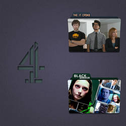 Channel 4 Folder Icon Pack