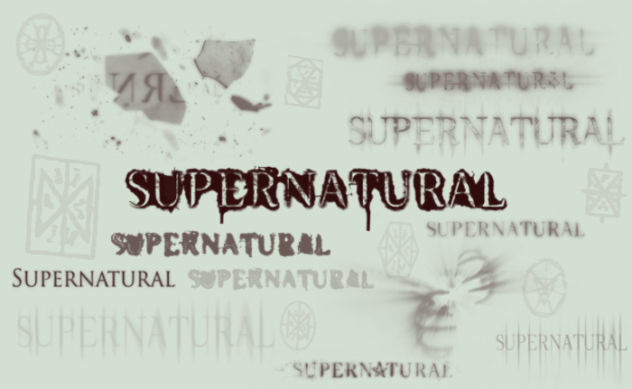 Supernatural Brushes 2