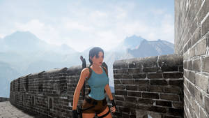 XPS Lara Croft from Tomb Raider The Dagger of Xian