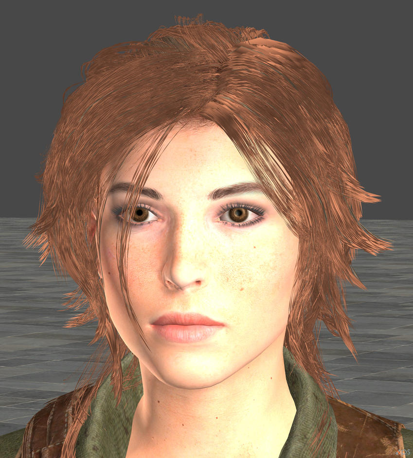 Wallpaper Lara Croft Shadow Of The Tomb Raider Concept: Shadow Of The Tomb Raider Lara For XPS By XnaFreak On